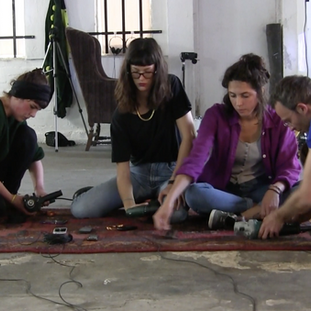 Collective Sound Perfromance directed by Sasha Gurko