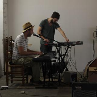 Sound Performance of Julian Loose.