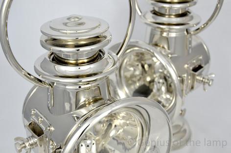 Bleriot side lamps