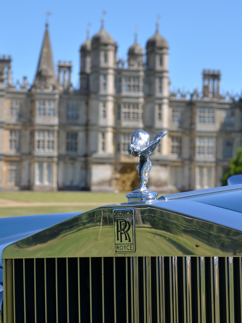 Rolls Royce Enthusiasts Club Annual Rall