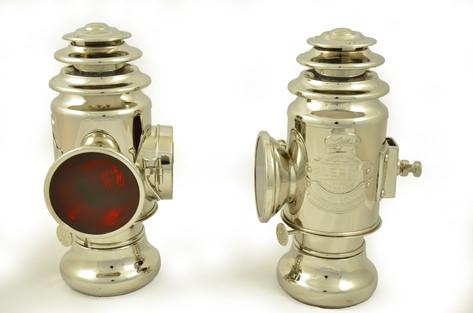 Bleriot rear lamps