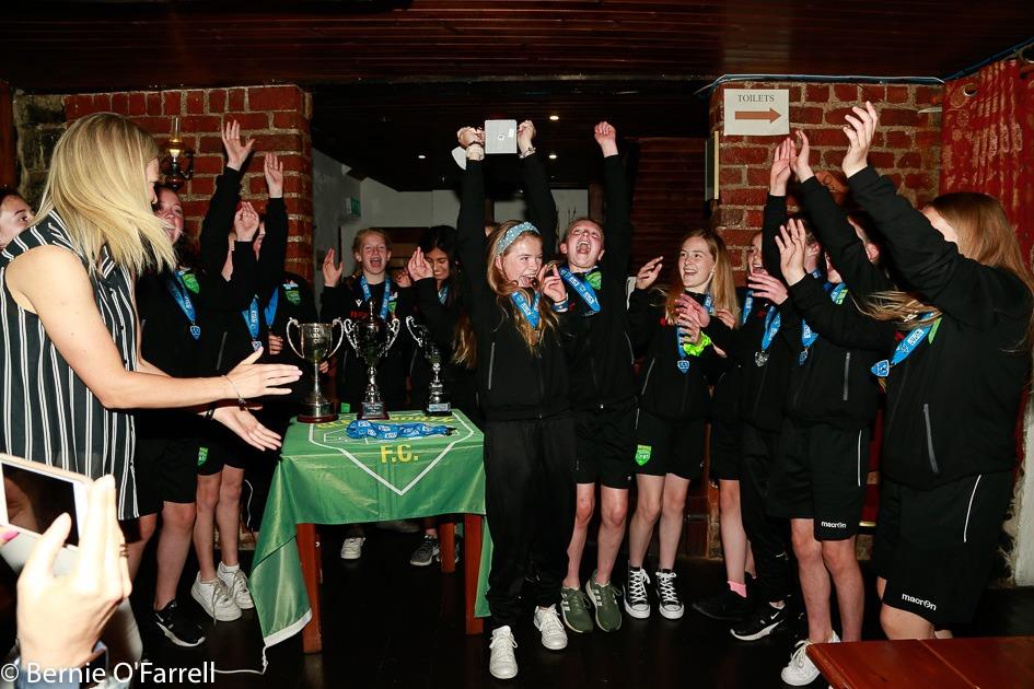 Under 13 Premier Champions