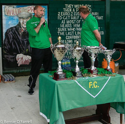 Willie Prout Cup 2019