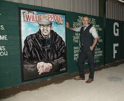 Willie Prout Legend