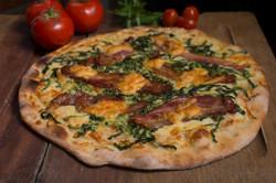 Pizza Escarola Especial