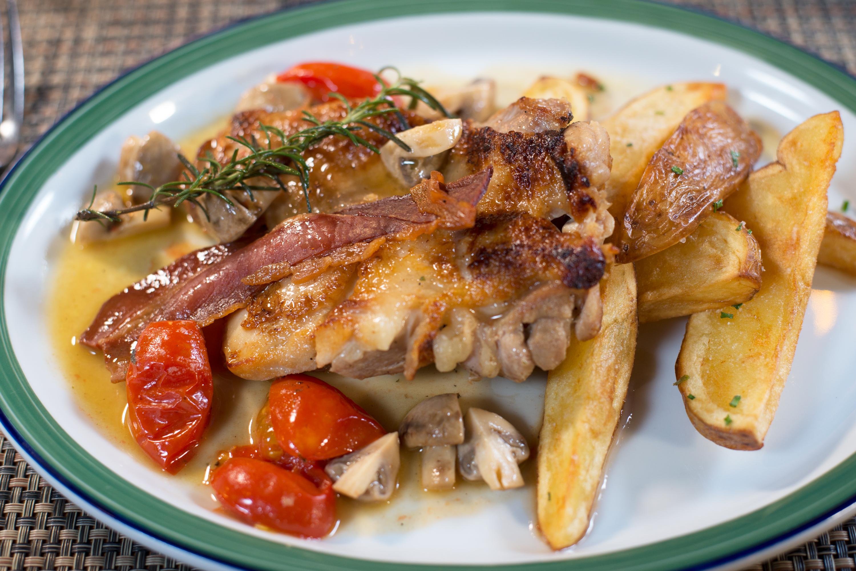 Pollo Caciatore