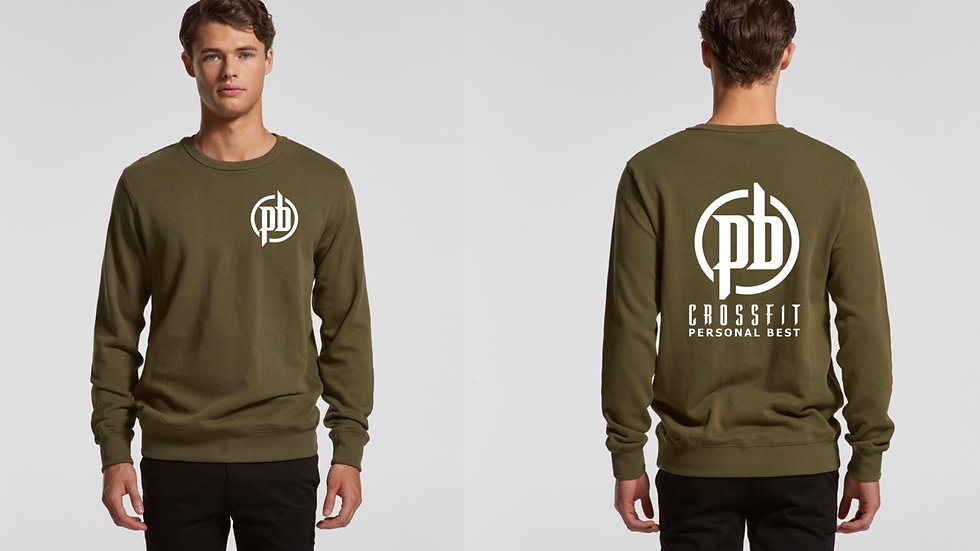 AS Colour Men's Crew Neck