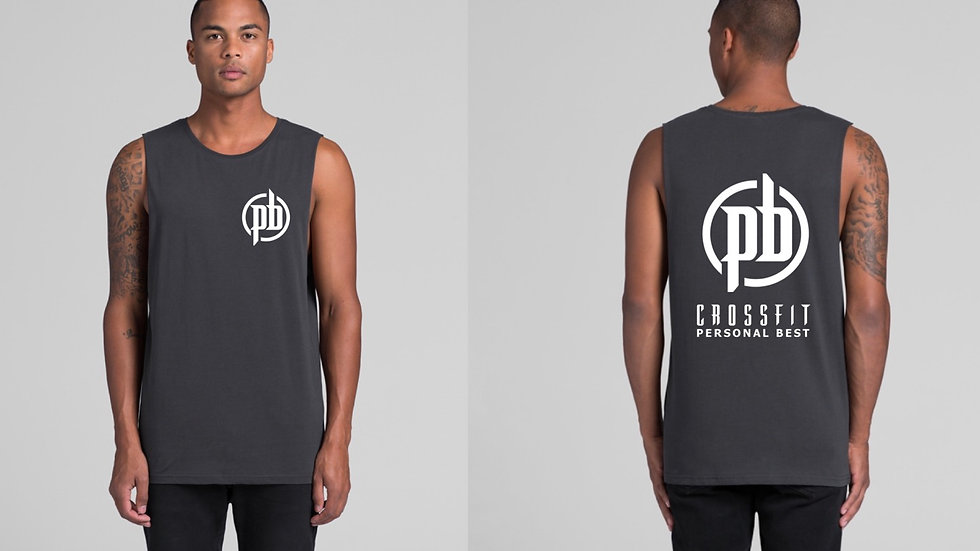 AS Colour Mens Muscle Tee