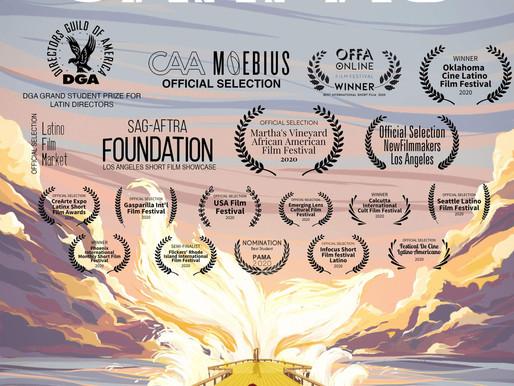 Día de las Carpas - Short Film Review