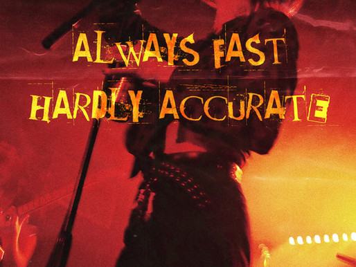 Always Fast, Hardly Accurate - Short Film Review