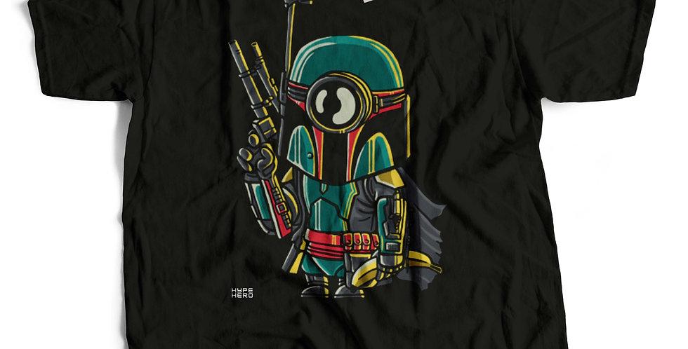 Camiseta Minion Boba Fett