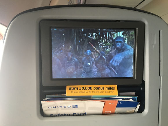 """Flight Report: United """"Atrocious"""" 737-800 from Newark to"""