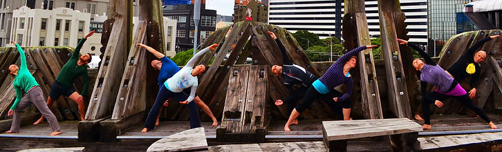 Wellington Free Yoga Day