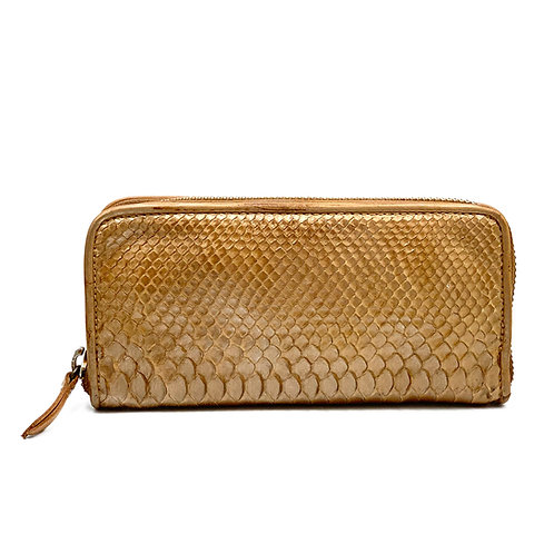 Reptile's House Wallet Phyton Honey