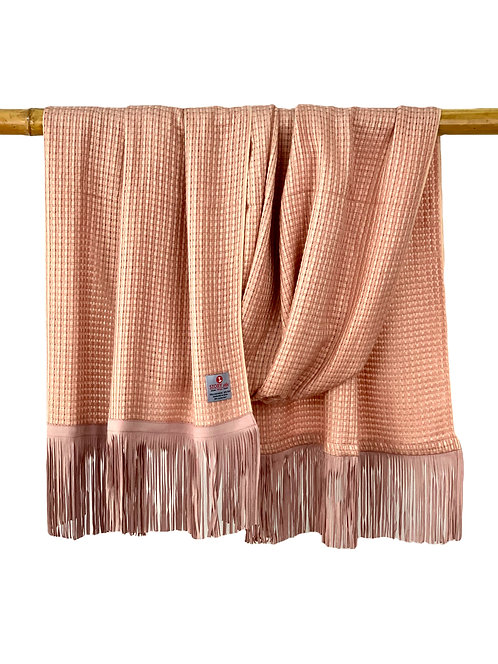 Nanglo Scarf Old Rose