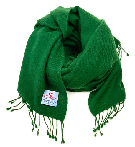 Stole Scarf English Green