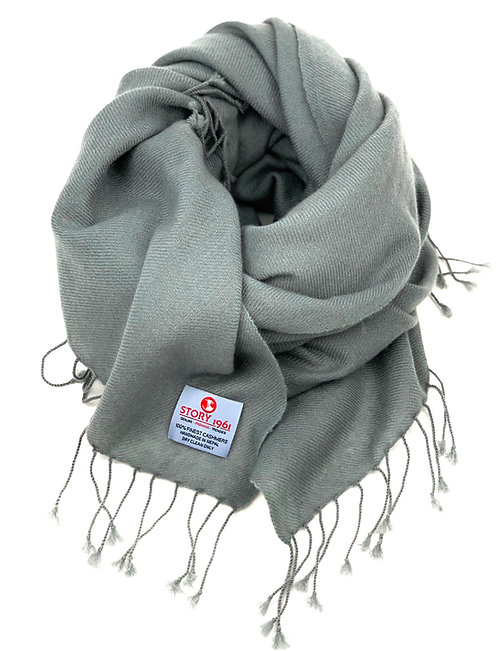 Stole Scarf Gray