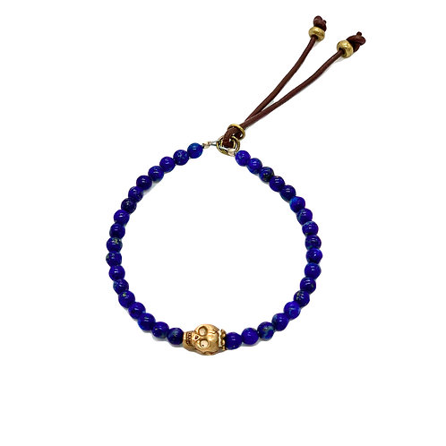Catherine Michiels Lapislazuli Women Bracelet