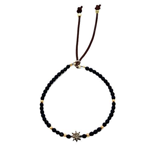 Catherine Michiels Onyx Women Bracelet