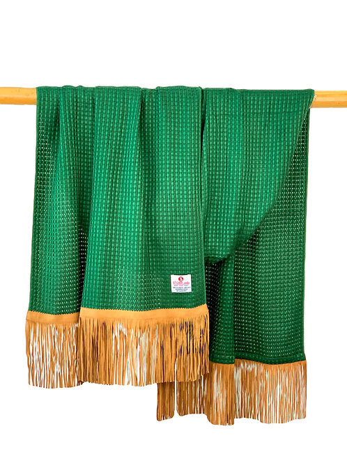 Nanglo Scarf English Green