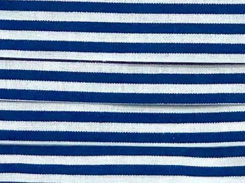 Mask Stripes Navy Blue/White