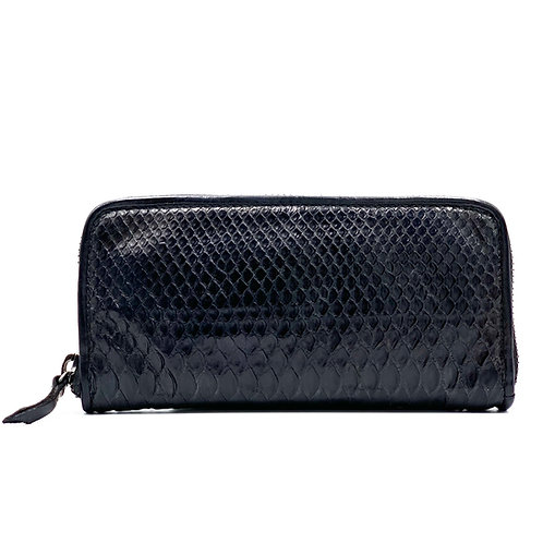 Reptile's House Wallet Phyton Black