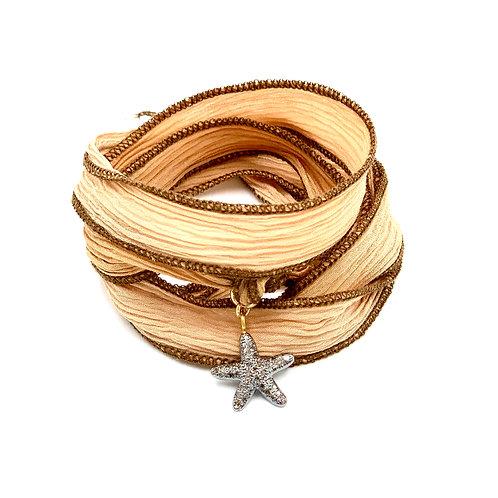 Catherine Michiels Starfish White Diamond