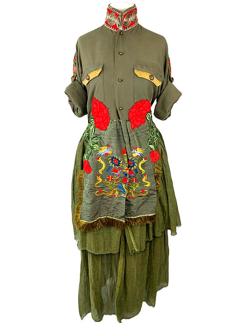 Dassios Dress Military