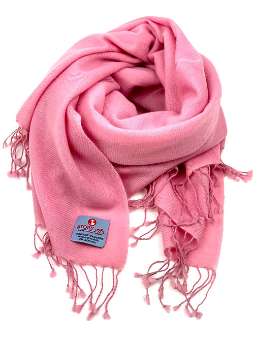 Stole Scarf Candy Pink