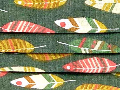 Mask Feather Multi-Colour
