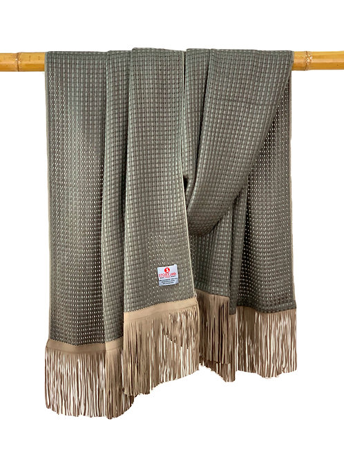Nanglo Scarf Anthracite