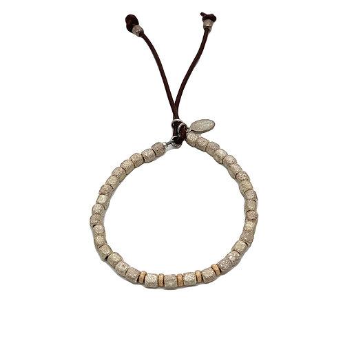 Catherine Michiels Sterling Silver Women Bracelet