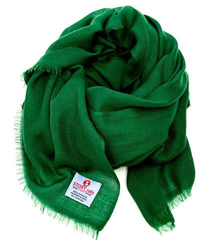 Shamina Scarf English Green