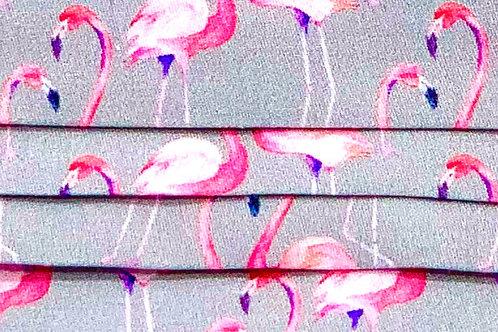 Mask Flamingos Pink