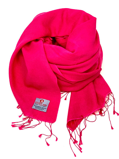 Genuine Scarf Pink