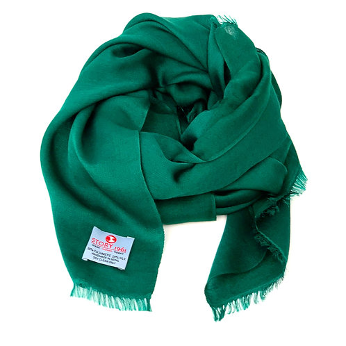 Waterpashmina Scarf Evergreen