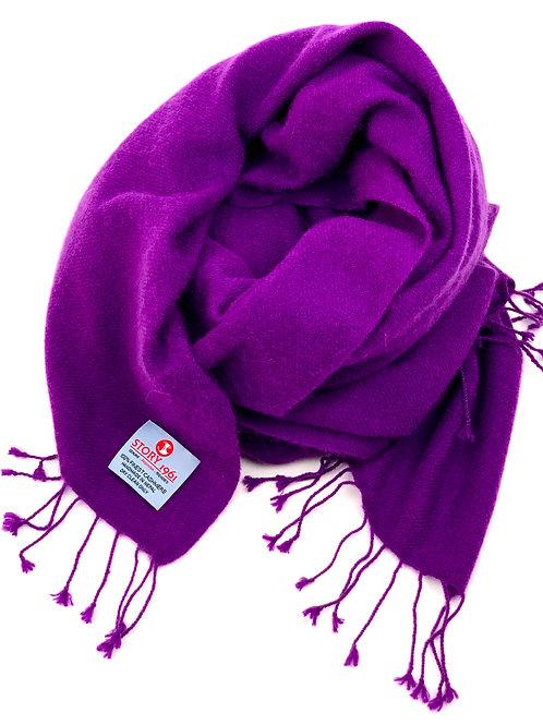Stole Scarf Royal Purple