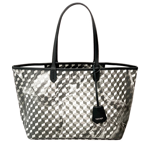 Loup Noir Handbag Shopper Black