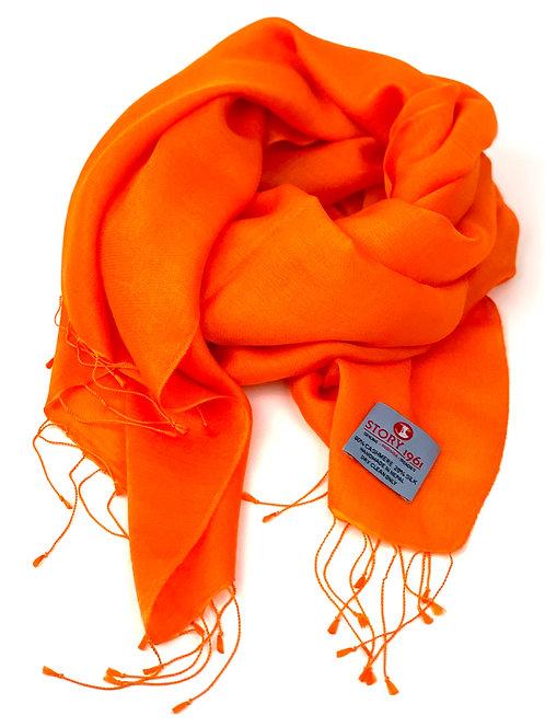 Waterpashmina Scarf Orange