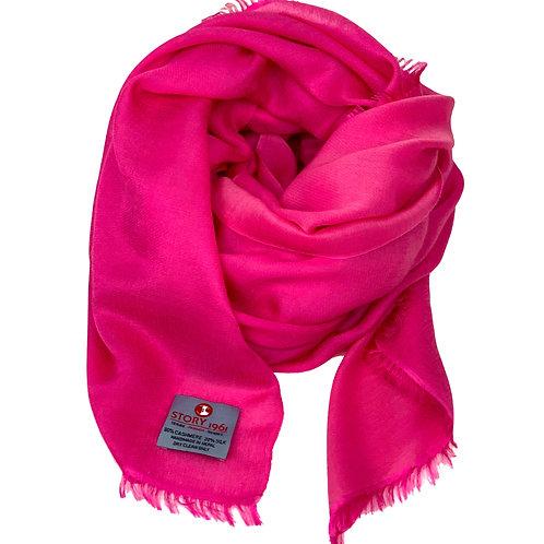Waterpashmina Scarf Pink