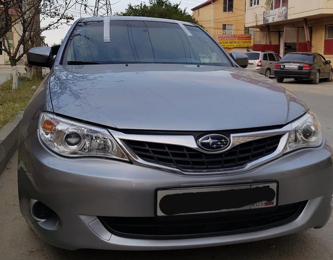 Замена лобового стекла Subaru