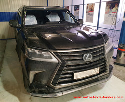 Замена лобового стекла Lexus LX