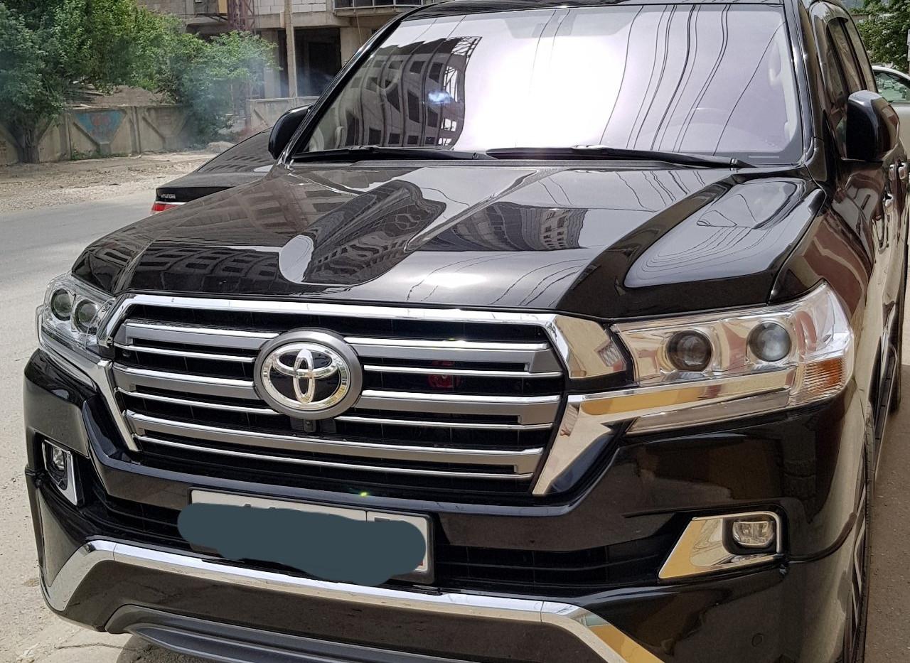 Замена лобового стекла Toyota