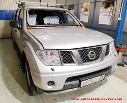 Замена лобового стекла Nissan Pathfinder