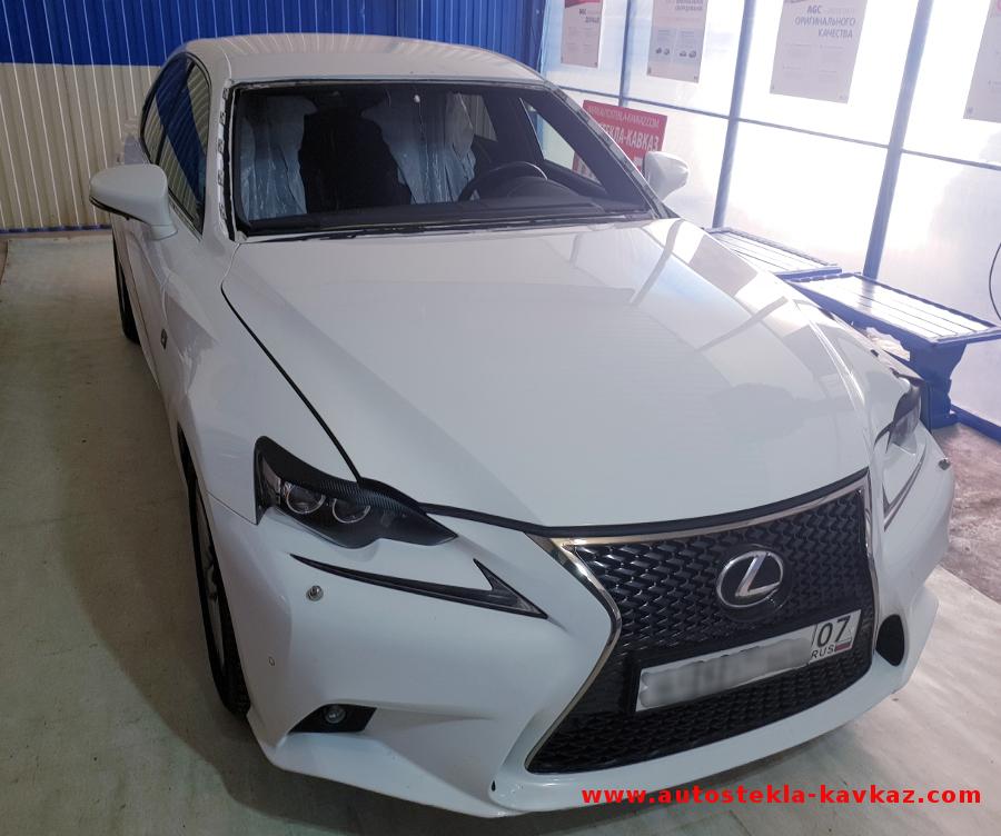 Замена лобового стекла Lexus IS 250