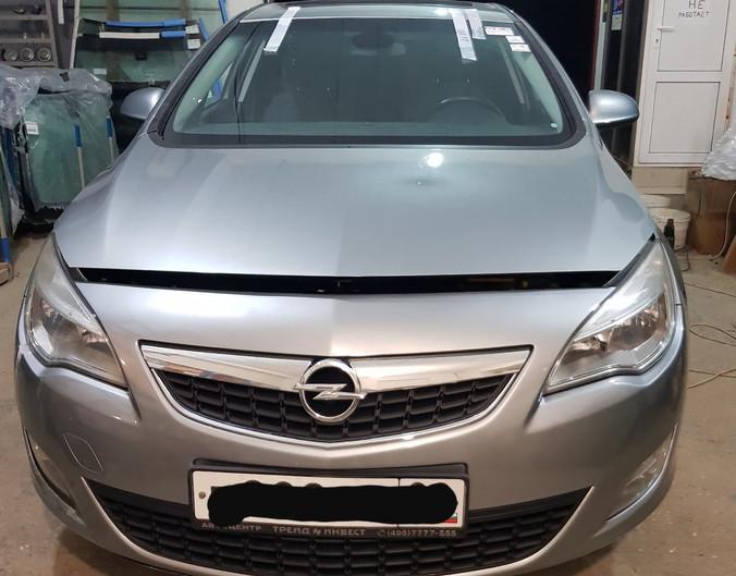 Замена лобового стекла Opel