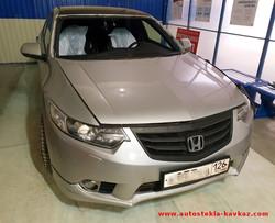 Замена лобового стекла Honda