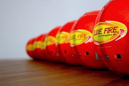 3 Bolas extintor Elide Fire® (IVA Incluído)