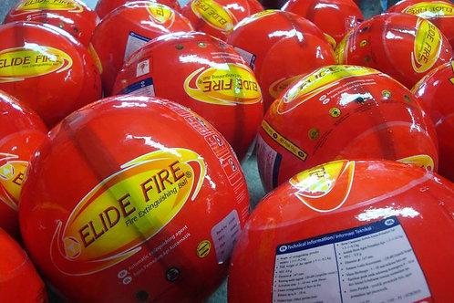 6 Bolas extintor Elide Fire® (IVA incluído)