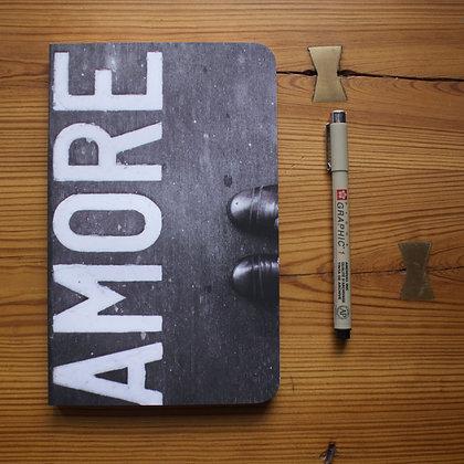 AMORE | JOURNAL/SKETCHBOOK